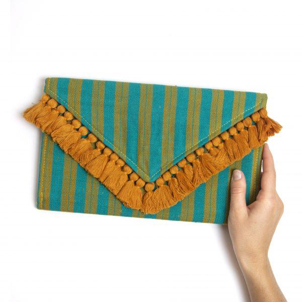 bolso mexicano hecho a mano