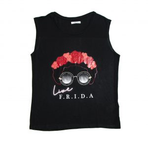 camisetas tirantes mujer sostenible