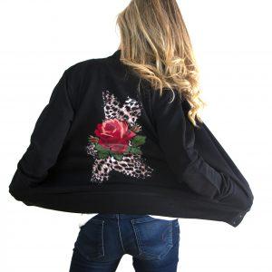 chaqueta streetwear sostenible
