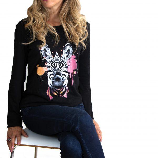 Camiseta algodón - moda sostenible