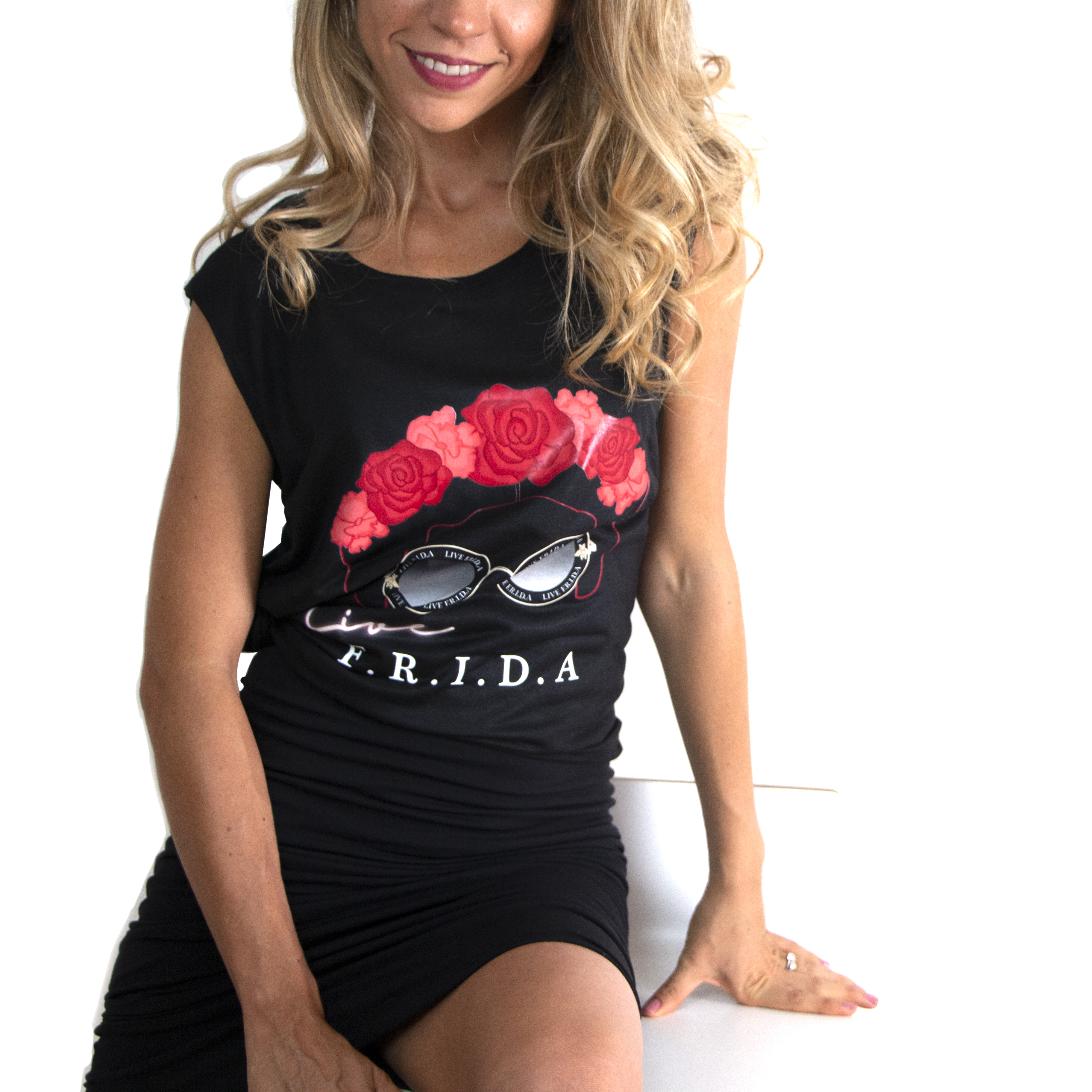camisetas tirantes mujer ecologica