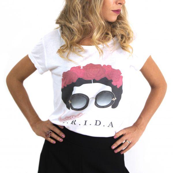 Camiseta algodón orgánico - Slow Fashion